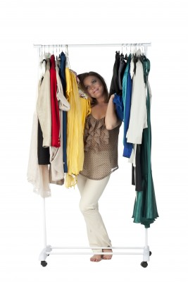 Chic Beauty Tips:  Storing Clothing