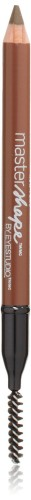 Maybelline New York Eye Studio Master Shape Brow Pencil, Soft Brown, 0.02 Fluid Ounce