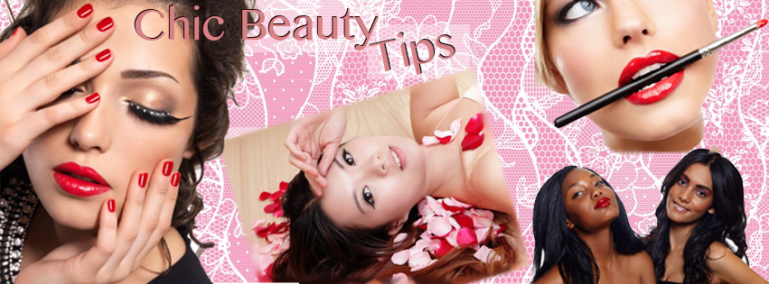 Chic Beauty Tips header image